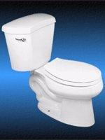 China PLUMBER FRIENDLY Round Toilet Bowl Only WHITE on sale
