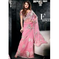 color laser printer graphic design on Best Pink Color Designer Sarees