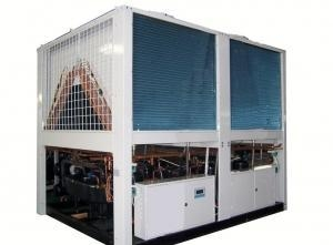 Buy Air cooled chiller w/ treated condensers at wholesale prices
