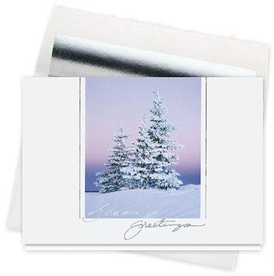China Winter Scenes Cards