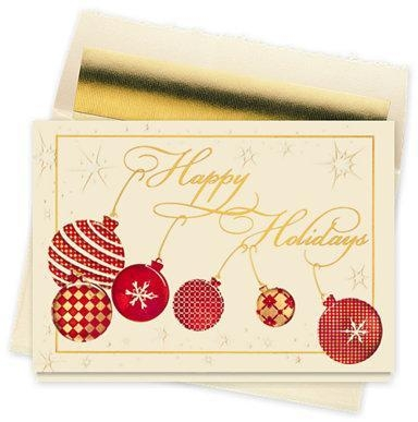 China Ornament Cards