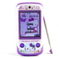 Buy cheap Hello Kitty E126 Dual Sim Slide Cell Phone Purple(Not For U.S/Canada) from wholesalers