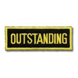 Outstanding Patch for sale of item 41604285.