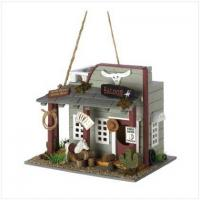 Quality Wild Horse Saloon Birdhouse for sale