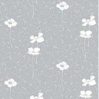 Roses Frosted Window Sheets - Electrostatic Window Sheets