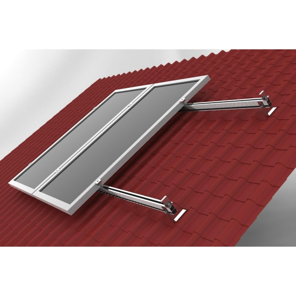 Tile Roof Mounting Solar Panels On Tile Roof