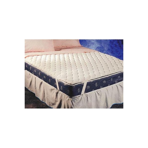 Sleeper sofa mattress topper queen improvements mattress for Full size sofa bed mattress pad