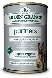 Buy Arden Grange - Partners Dog Food Tripe Cans 395g (6 Pack) at wholesale prices