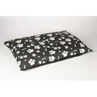 Animal Instincts - Black Paws Dog Bed Mattress Small Approx. 95cm x 75cm
