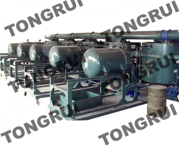 Nry viii automatic engine oil regeneration and recycling for Bulk motor oil prices