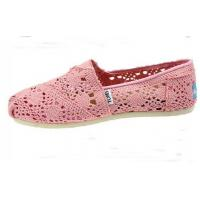 China Pink Toms shoes on sale