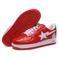 China Bape 2010 New Style red / white on sale
