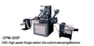 China Hot-stamping Machine