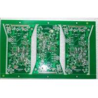 China Custom Electronic FR408 Immersion Silver 10 Layer PCB Board Manufacturing on sale