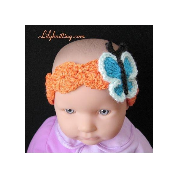 CROCHET PATTERNS FOR HEADBANDS « Free Patterns