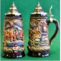 Buy cheap German Beer Stein - Limited Edition - Munich Scenes from wholesalers