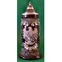 Buy cheap German Beer Stein - Limited Edition - Pewter Eagle from wholesalers
