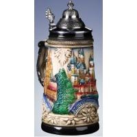 Buy German Beer Stein - Limited Edition - Neuschwanstein Castle at wholesale prices