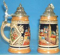 Buy cheap German Beer Stein - Mini Munich from wholesalers