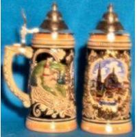 Buy cheap German Beer Stein - Nuernberg Christmas Market from wholesalers
