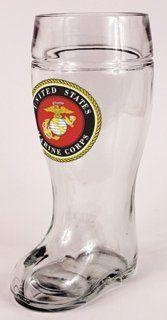 Buy Marine Corps 1 Liter Beer Boot at wholesale prices