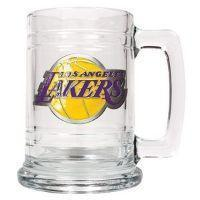 Los Angeles Lakers 15 oz. Glass Tankard