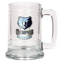 Buy Memphis Grizzlies 15 oz. Glass Tankard at wholesale prices