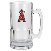 Buy Los Angeles Angels of Anaheim Oversized 32 oz. Glass Beer Mug at wholesale prices
