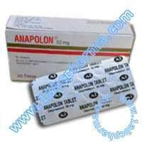 anadrol 50 end of cycle