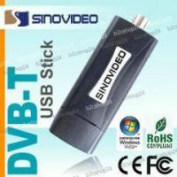 SINOVIDEO Digital USB 2 0 DVB T HDTV TV Tuner Receiver For Sale