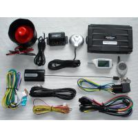 China High class two way car alarm system CF-902,English version on sale