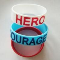 Quality silicone bracelets for sale