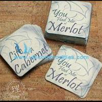 Quality Hot selling Cheaper price absorbent paper coaster for sale