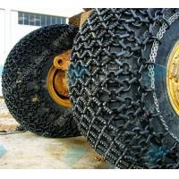 15/70-18 tractor tire chains for on wheel loader