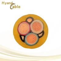 Mining Cables Flexible cables with screen for mining purposes MYP-0.66/1.14kv