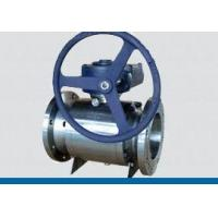 Quality Metal to Metal Seat Trunnion Mounted Ball Valve for sale