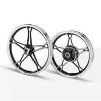 Quality Overall alloy wheel LingMuTaiZi for sale