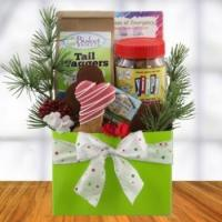 Quality Dog Gone Cute Christmas Gift Basket for sale