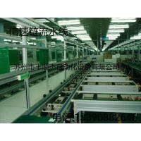 Motor assembly production line