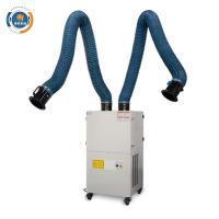 Quality Welding Fume Purifier Double Arms Welding Fume Purifier for sale