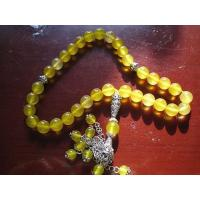 Quality 14x14 mm resin prayer beads for sale