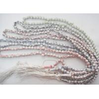 Quality 6X8 MM resin prayer beads for sale