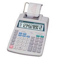 Quality Aurora White 12-Digit Printing Calculator PR710 for sale