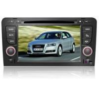 Quality Audi A3 DVD GPS Navigation player with 7 Digital Touchscreen / PIP RDS Bluetooth for sale