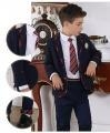 Buy Fashion Primary Shool Uniform For Boys And Girls Jacket Pants Skirt at wholesale prices