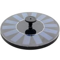 China CF002 Floating Solar Fountain for Bird Bath on sale