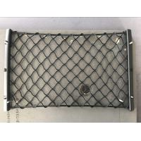 Quality Good Quality Flame-retarded Seat Back Storage Net for sale