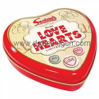 China Heart shaped chocolate packaging box on sale