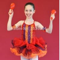 Quality Costume Collection Product name:Glittering Ballet Tutu Dress Costume DB52 for sale