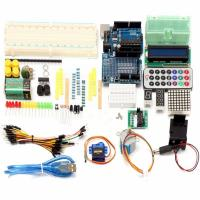 China Ultimate Learning Starter Kit For Arduino UNO R3 1602 LCD Servo Motor Relay US - intl on sale